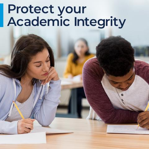 Protect Your Academic Integrity Image