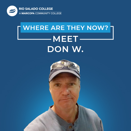 Where Are They Now - Don W