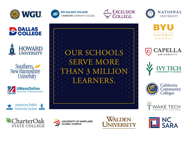 Our Schools Serve More than 3 Million Learners.