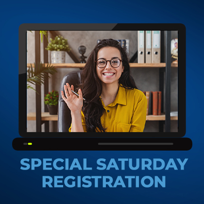 Special Saturday Hours
