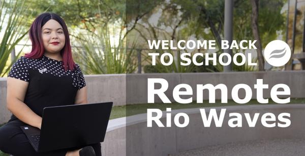 Welcome Back Remote Rio Waves