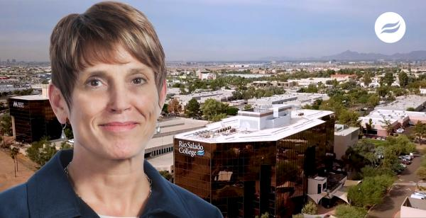 Rio Salado Welcomes New Vice President of Administrative Services Michelle Gates