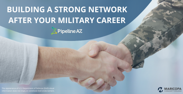 Building a Strong Network After Your Military Career