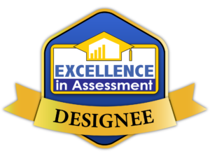 excellence in assessment designee