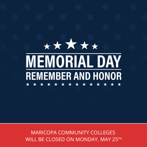 "Graphic reads ""memorial day remember and honor"""