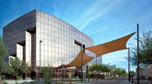 Rio Salado Community College Main Location Building